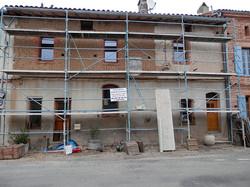 Maison village avant rénovation