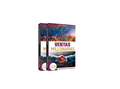 E- Book Ventas Millonarias