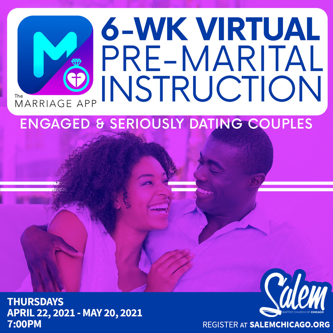 Pre-Marital Class