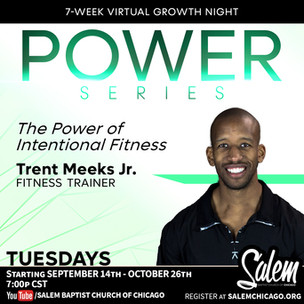 POWER Tuesday Fitness Classes