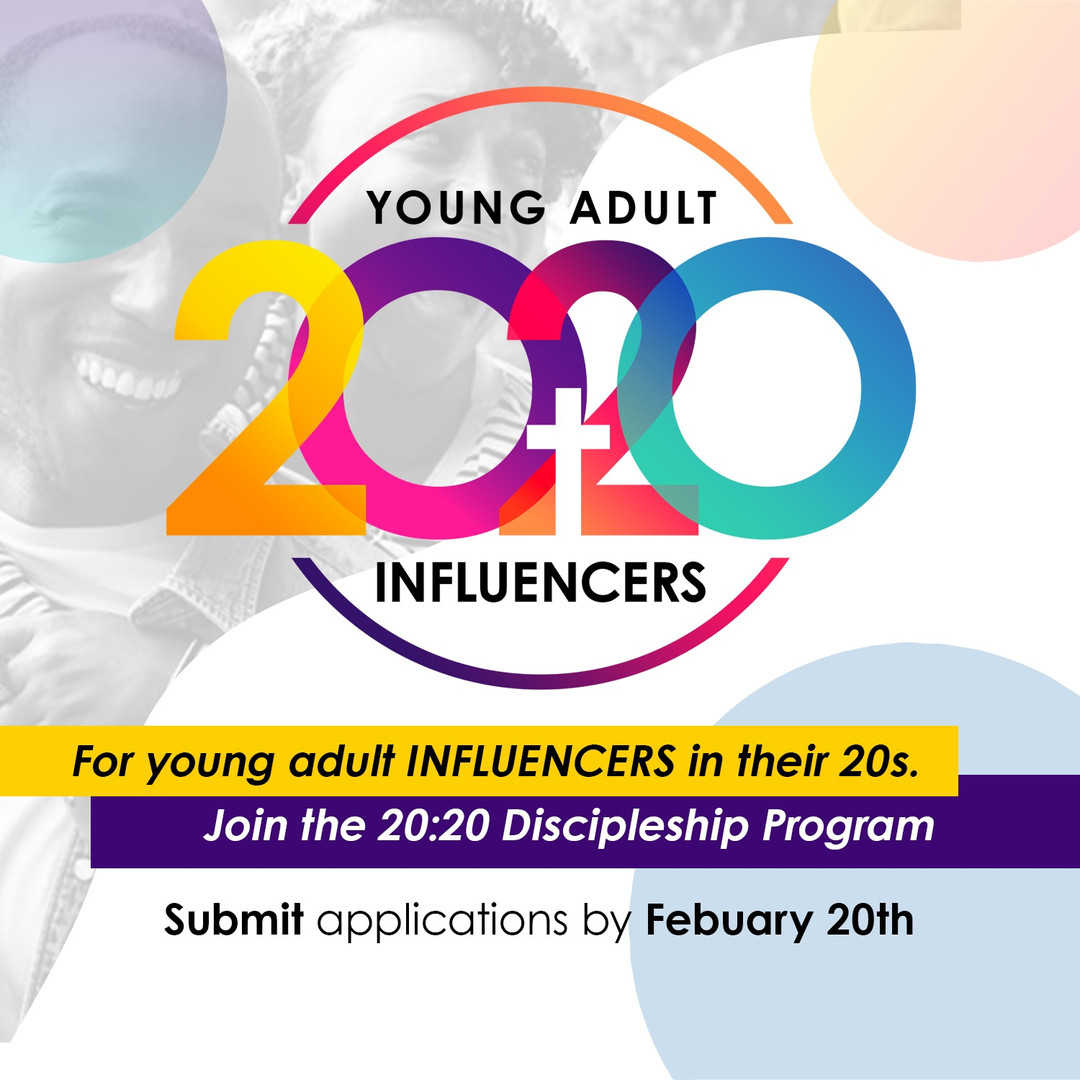 20:20 Discipleship Program