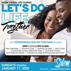 Virtual Life Class