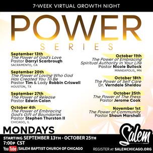 POWER Monday Groups