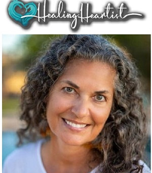 Healing Heartist with Teena Christel