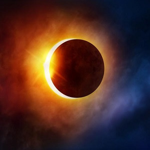 Free Channeling Meditation for Solar Eclipse