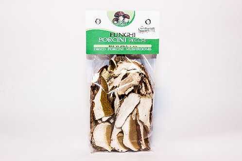 Dry Porcini Mushrooms, Cep Mushorooms, 30g