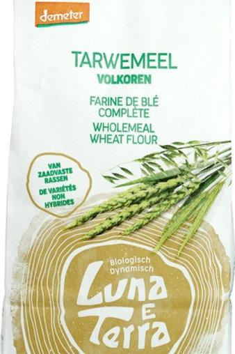 Organic Wholemeal Wheat Flour, 1kg