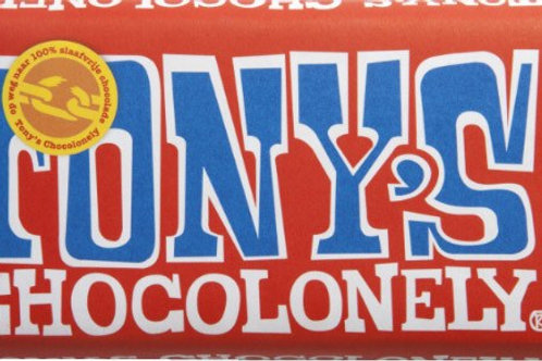 Tony's Chocolonely, Milk chocolate 180g