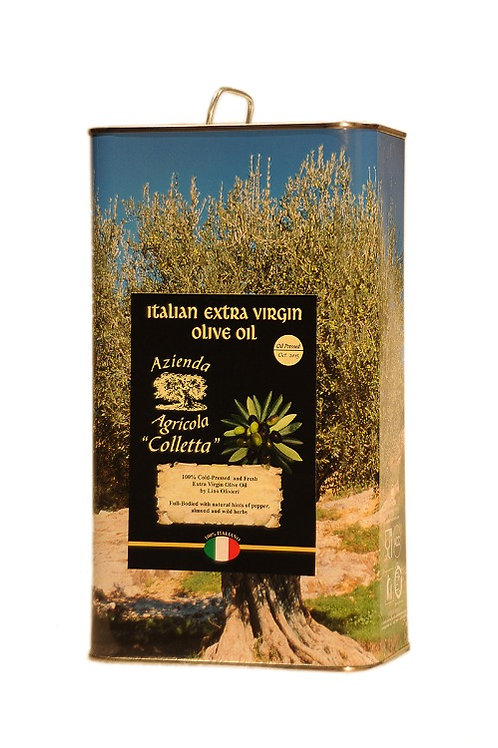 New Season 3lt Can-Drum of Extra Virgin Olive Oil