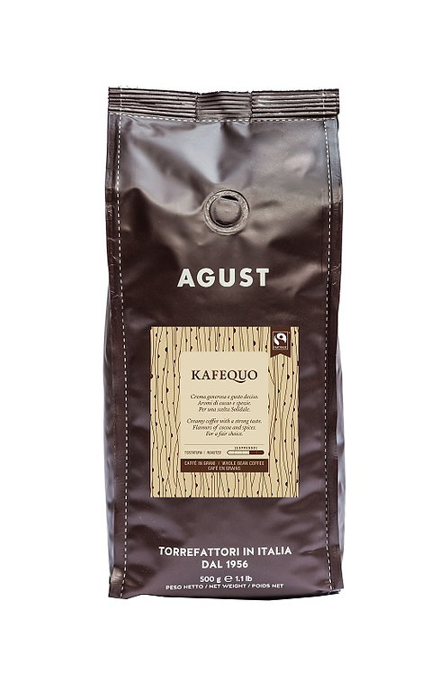 Kafequo Coffee Beans, 500g ,Fairtrade