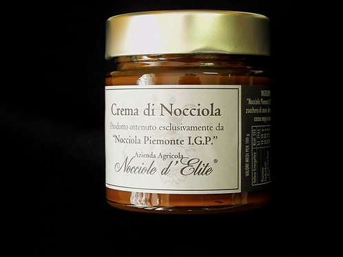 58% Hazelnuts paste with cocoa, spread, 250g