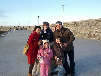 Olivieri Lino family