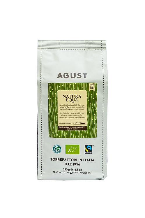Natura Equa Coffee beans, 250g, Organic and Fairtrade