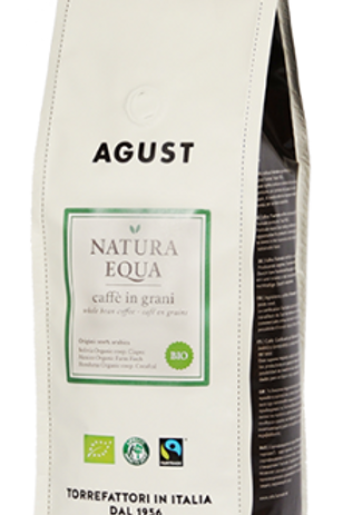 Natura Equa Coffee Beans, Organic and Fairtrade, 1kg