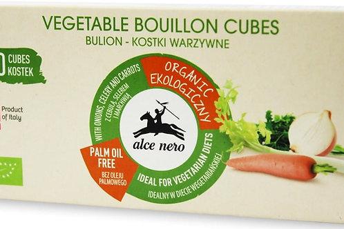 Vegetable Bouillon Cubes, 10 pieces, Organic,  100g