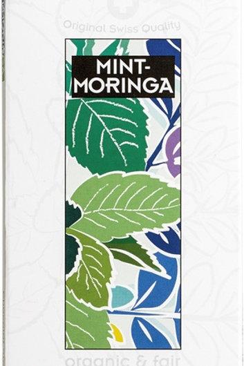 Organic Chocolate with Moringa and Peppermint, 70g