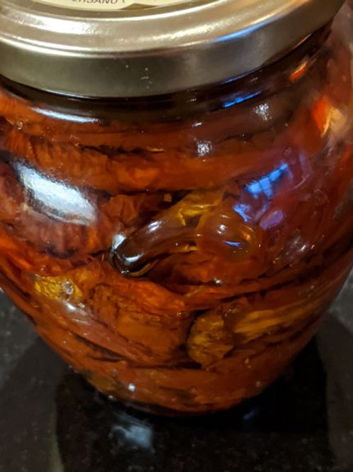 Sun dried Tomatoes in Extra Virgin Olive Oil, 280g