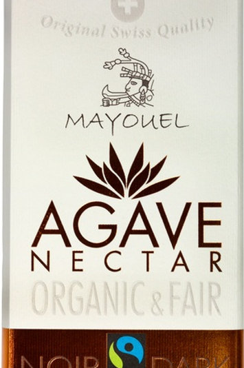 Organic Dark 71% cocoa with Agave Nectar, 80g
