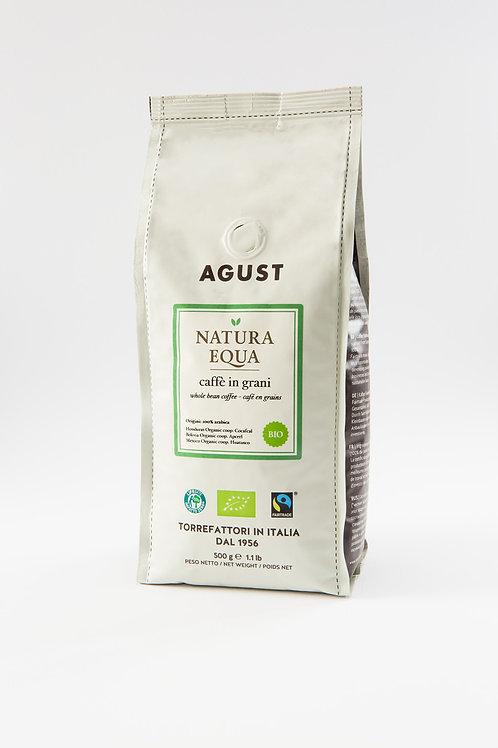 Natura Equa Coffee beans, 500g, Organic and Fairtrade