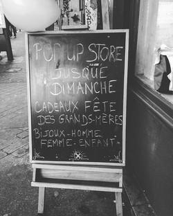 43 rue du faubourg saint martin -20h #popupstore _lafineequipe