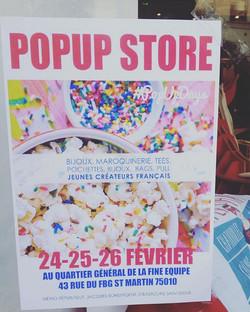 43 rue faubourg saint martin Paris 75010 #popupstore #paris #aujourdhui #어제 #오늘 #내일
