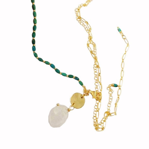 Turquoise°collier