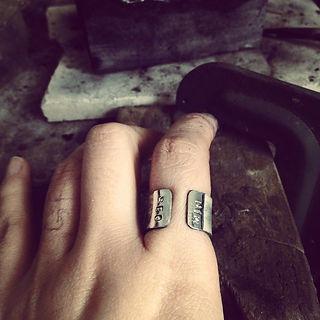Instagram - #작업중 #work #auboulot #silver
