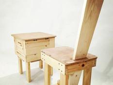 Makers Adda  #maker  #makermantra  #makergonamake  #alagangle #woodworking  #furnicherdesign #chair #table #pine