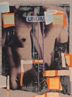 """UNUM"" (Together)     18""x24"""