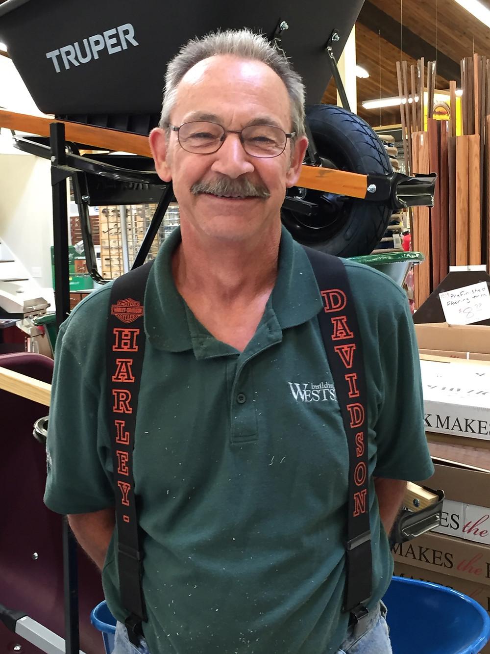 Rick Warren - Works at Westside in Lynden
