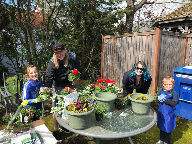 Generosity through Spring and Summer