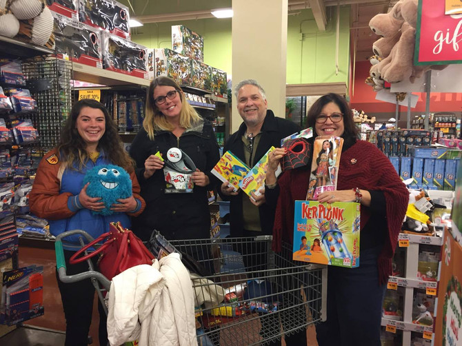 Community Toy Store:  Making a Generous Difference at Christmas