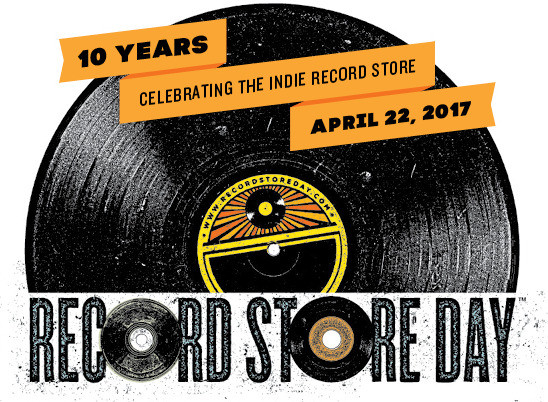 Record Store Day (RSD) 2017