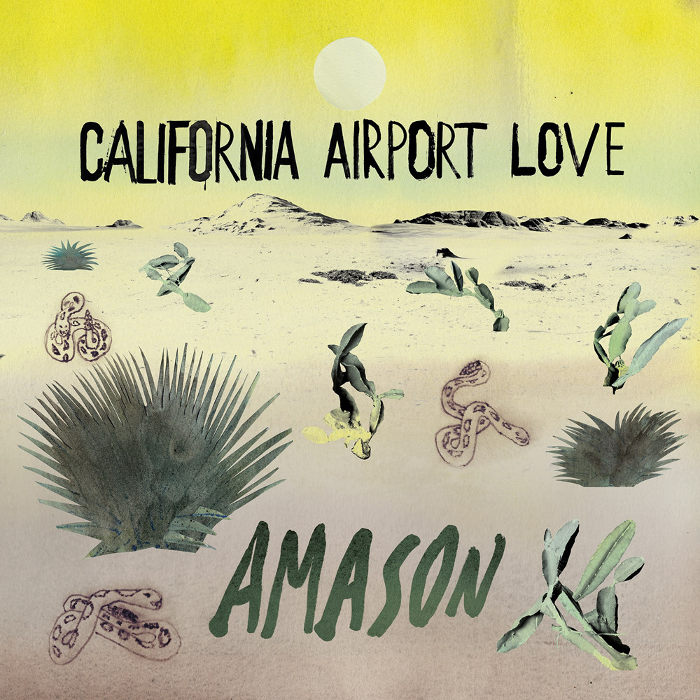 "Amason's ""California Airport Love"" EP"