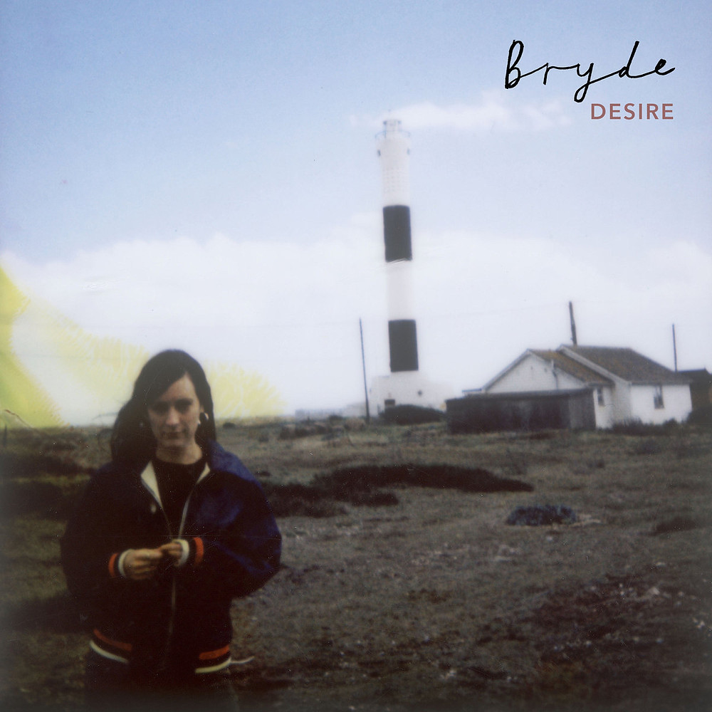 Single artwork for Desire from Bryde
