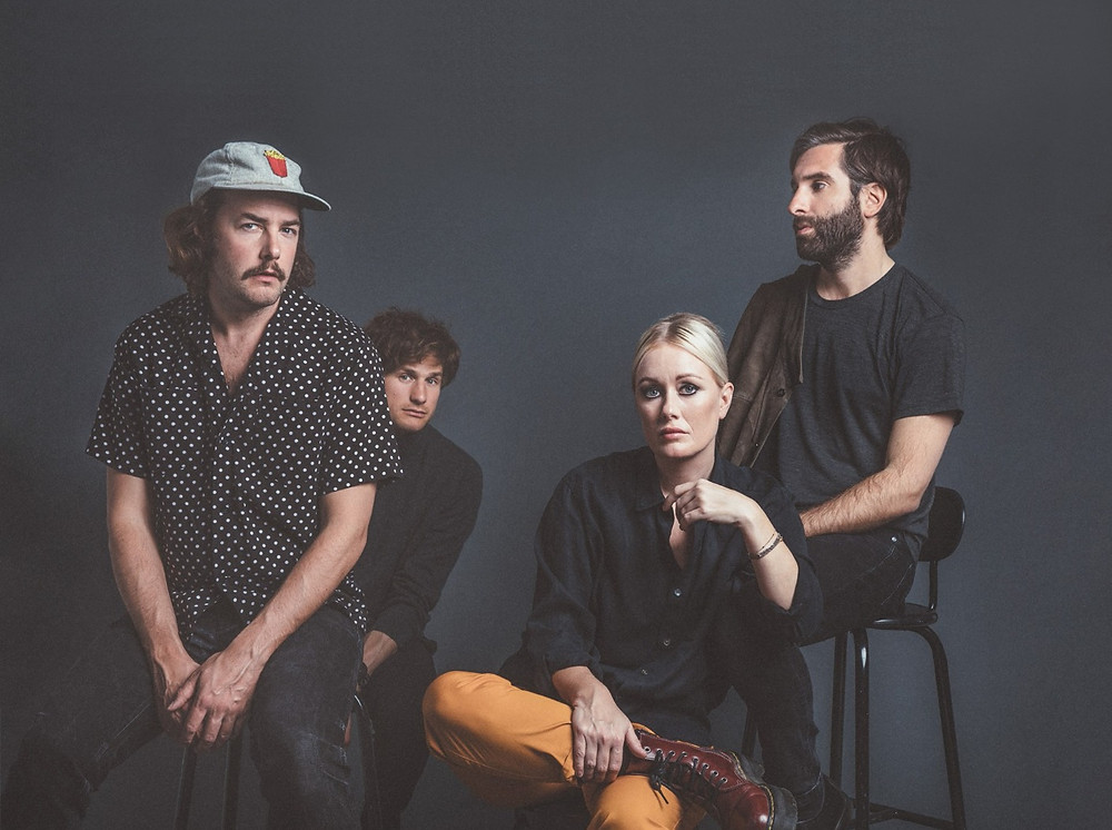 Press photo of Shout Out Louds