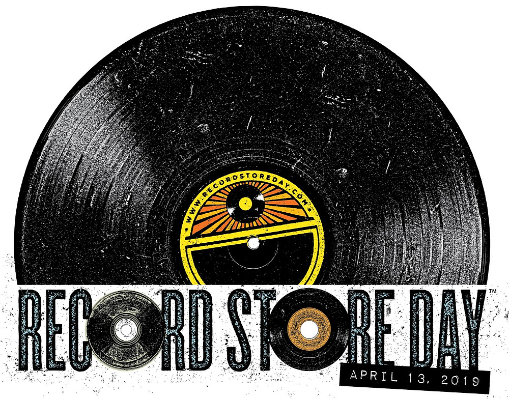 Record Store Day 2019 Logo