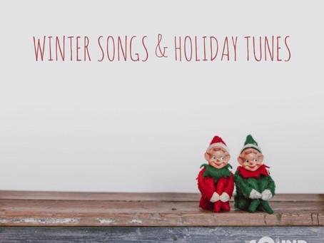 SoundThread's 2017 Spotify Holiday Playlist