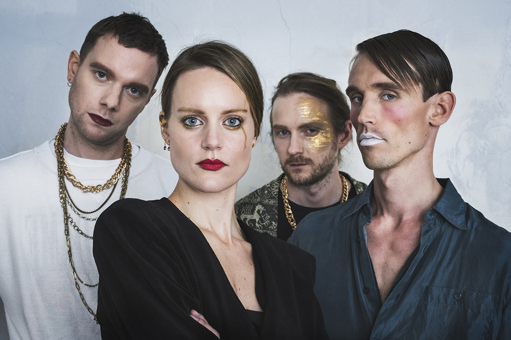 KÅRP promo photo by Ellika Henrikson