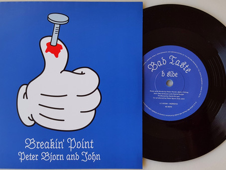 "PB&J Exclusive B-Side ""Bad Taste"""