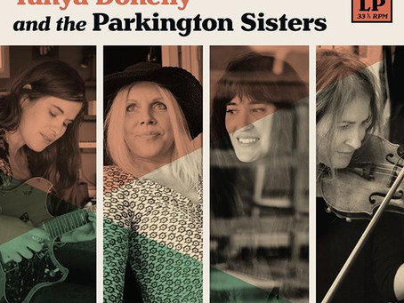 Tanya Donelly and the Parkington Sisters (cover album)