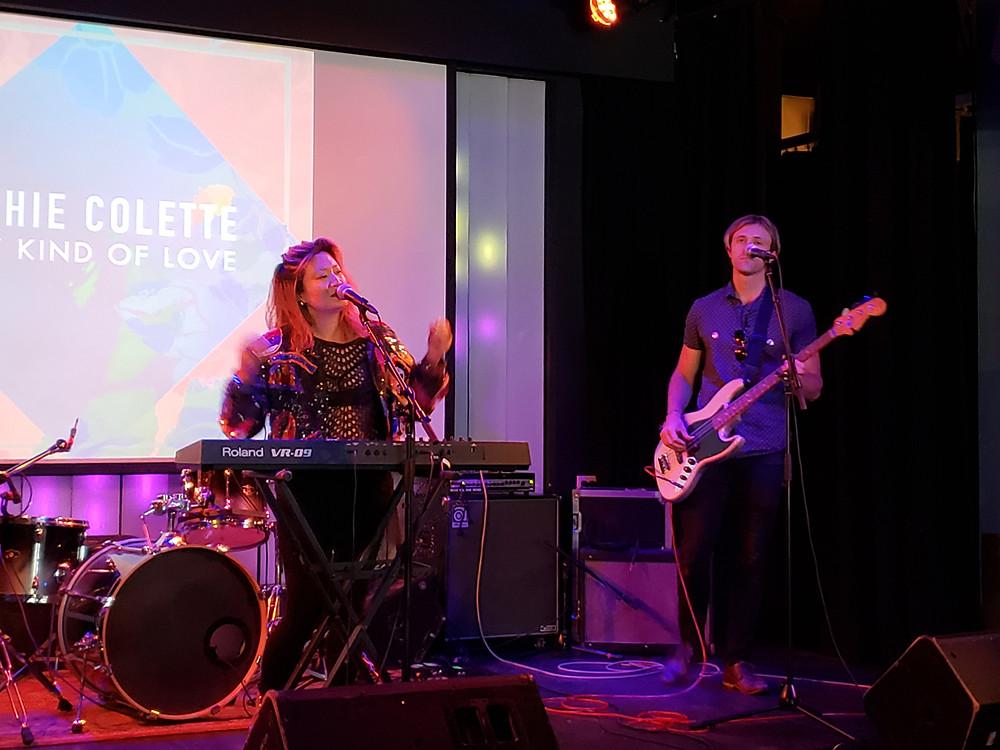 Sophie Colette at Degraw Fest 2018