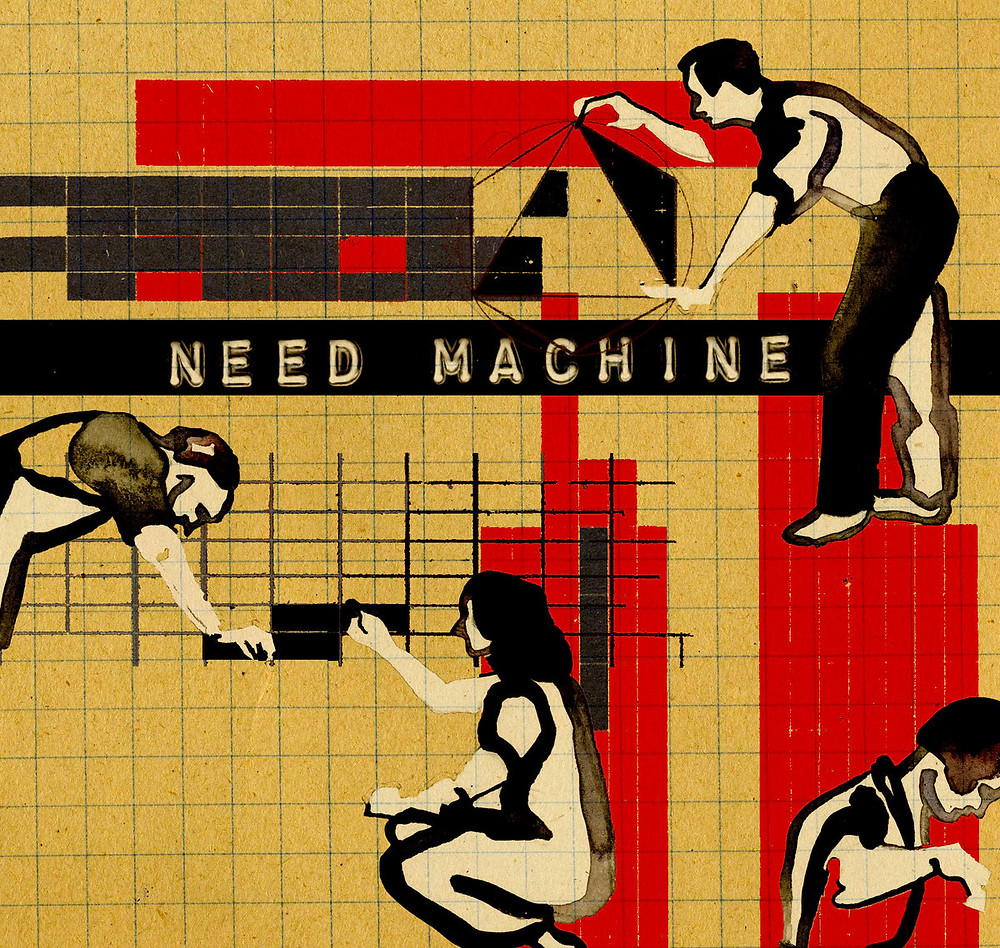 Artwork for Need Machine EP