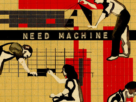 Need Machine | New EP from singer-songwriter and filmmaker Nathan Reich