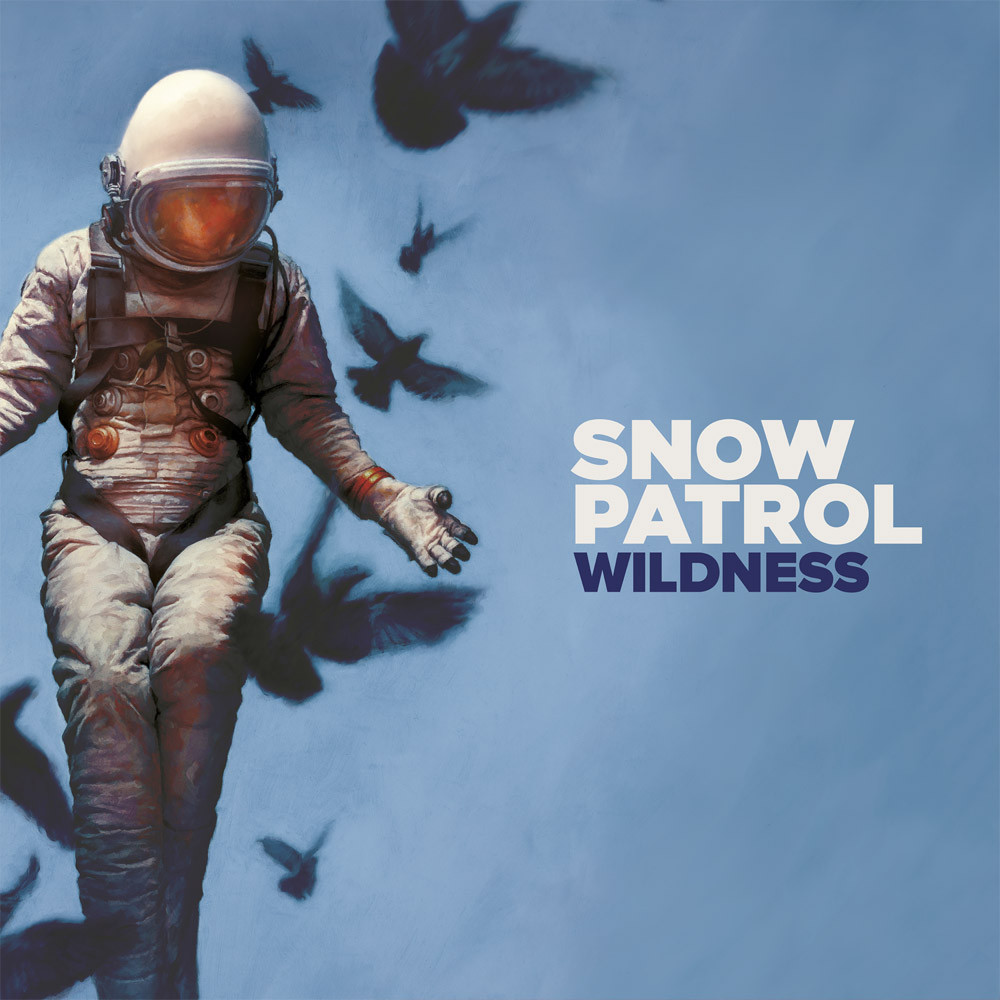 Album artwork for Snow Patrol Wildness by Jeremy Geddes and Andrew Bannister