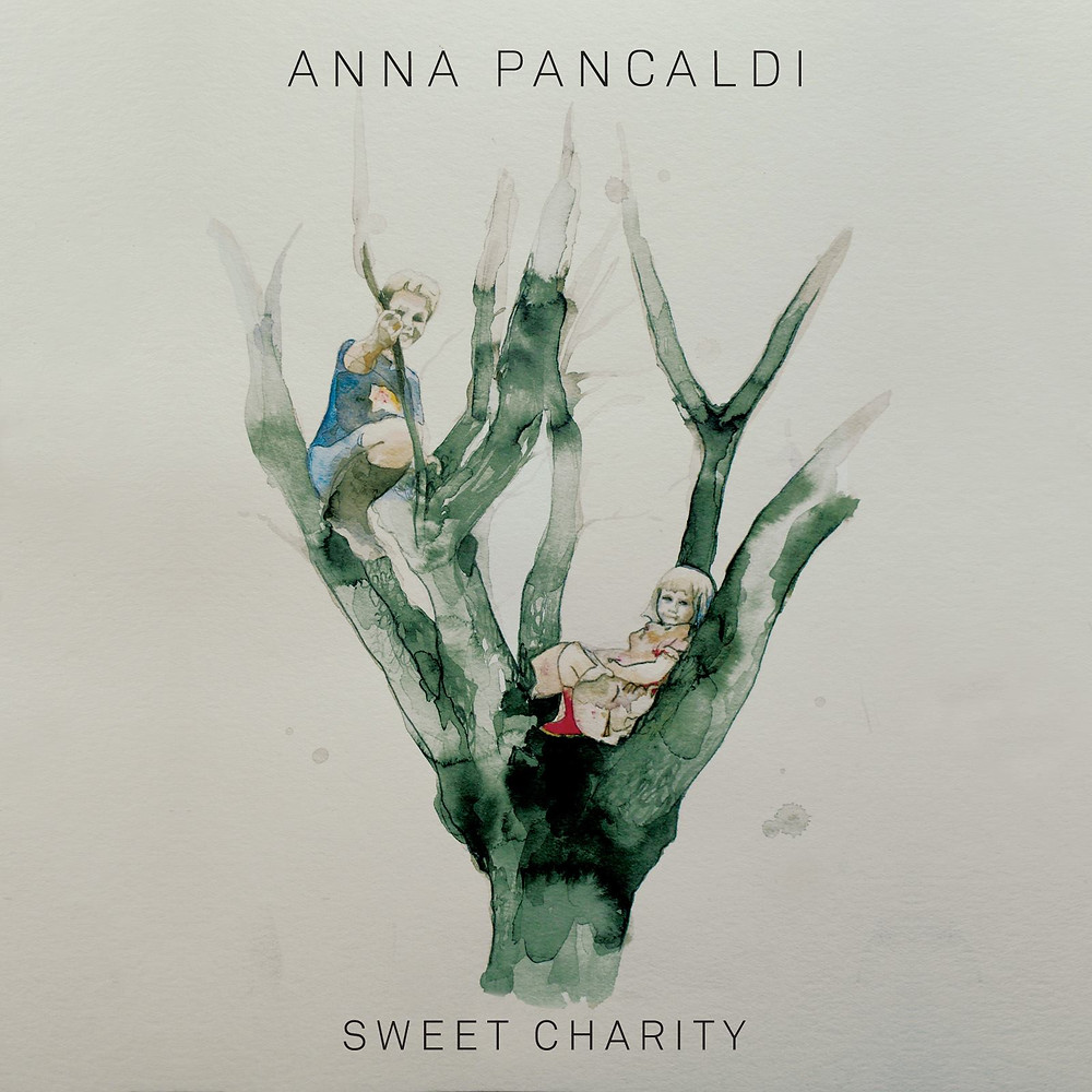 Anna Pancaldi - Sweet Charity EP artwork