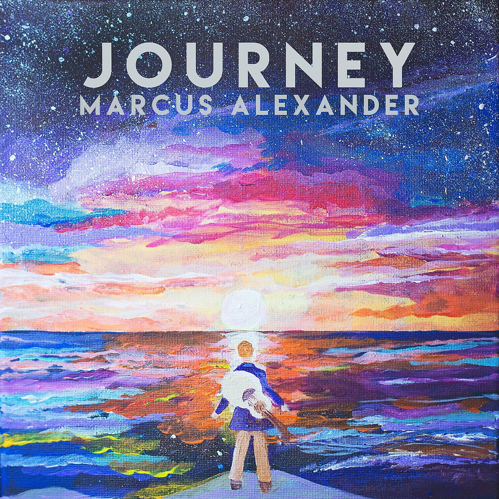 Album artwork for Journey from Marcus Alexander