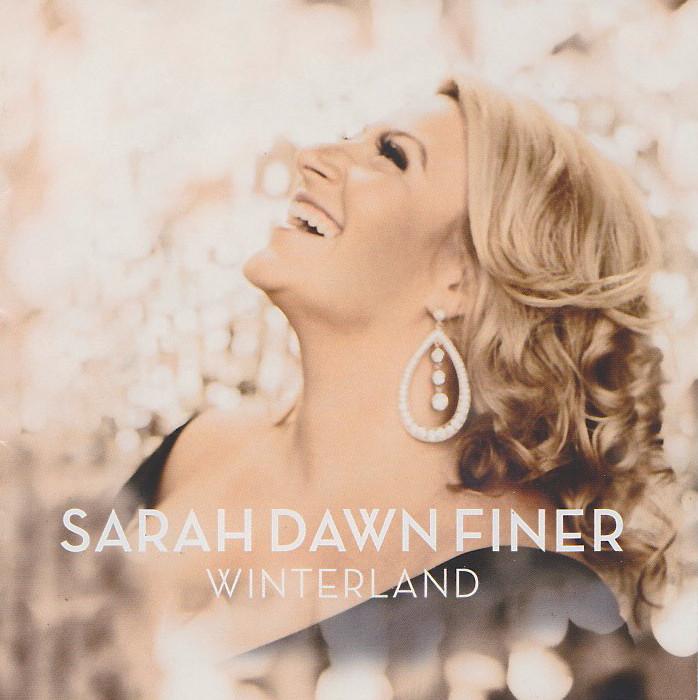 album artwork for Winterland by Sarah Dawn Finer
