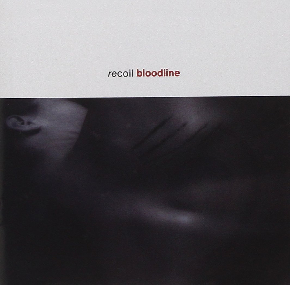 "Recoil ""Bloodline"" album artwork"