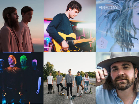 New Indie Singles and EPs (July 2019)